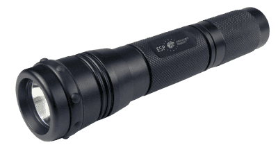 Tactical police flashlight with 10W LED chip Cree XM-L2 – HELIOS 10-34