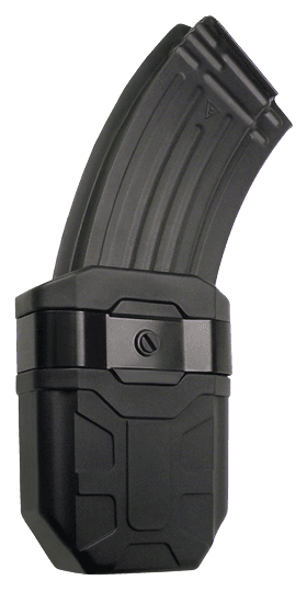 Plastic holder for magazine of the rifle AK-47 / AK-74
