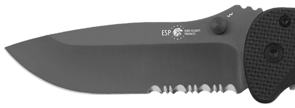 ESP Rescue Knife RK-01-S with a Combi Blade