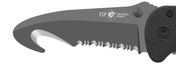 ESP Rescue Knife RK-02 with a Hook